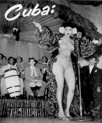 CUBA: SIN, GIN and SOVIETISM -- BATISTA - COMMUNISM 1952